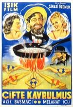 Çeto Salak Milyoner (1953) afişi
