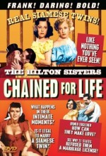 Chained For Life (1951) afişi