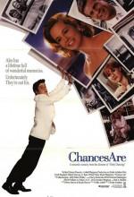 Chances Are (1989) afişi