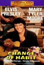 Change Of Habit (1969) afişi