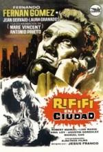 Chasse à La Mafia (1963) afişi