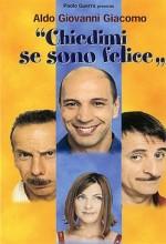 Chiedimi Se Sono Felice (2000) afişi