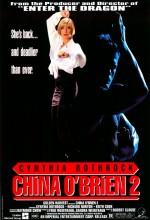 China O'brien 2 (1991) afişi
