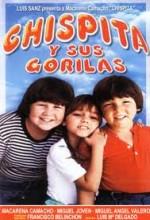 Chispita Y Sus Gorilas (1983) afişi