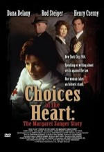 Choices Of The Heart: The Margaret Sanger Story (1995) afişi
