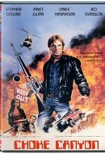 Choke Canyon (1986) afişi