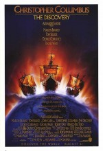 Christopher Columbus: The Discovery (1992) afişi