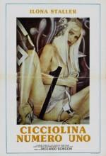 Cicciolina Number One (1986) afişi