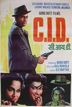 C.ı.d. (1956) afişi