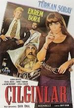 Çılgınlar (l) (1974) afişi