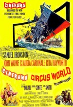 Circus World (1964) afişi