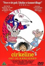Cirkeline 2: Ost Og Kærlighed (2000) afişi