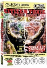 Citizen Toxie: The Toxic Avenger ıv (2000) afişi