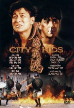 City Kids 1989 (1989) afişi
