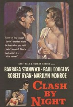 Clash By Night (1952) afişi