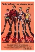 Class Of 1984 (1982) afişi
