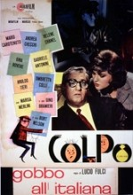 Colpo Gobbo All'italiana (1962) afişi