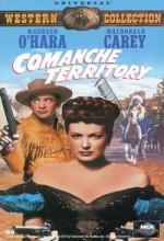 Comanche Territory (ı) (1950) afişi
