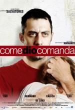Come Dio Comanda (2008) afişi