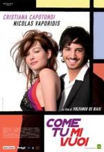 Come Tu Mi Vuoi (2007) afişi