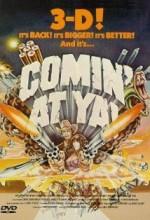 Comin' At Ya! (1981) afişi