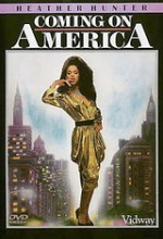 Coming On America (1989) afişi