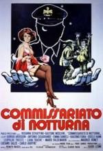 Commissariato Di Notturna (1974) afişi