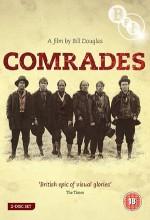 Comrades (1986) afişi