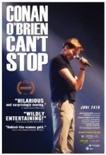 Conan O'brien Can't Stop (2011) afişi