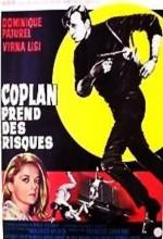 Coplan Prend Des Risques (1964) afişi