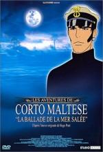 Corto Maltese: Bir Tuz Denizi şarkısı (2003) afişi