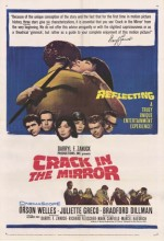 Crack In The Mirror (1960) afişi