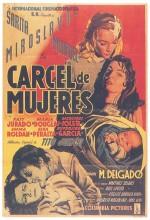 Cárcel De Mujeres (1951) afişi