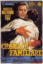 Cronaca Familiare (1962) afişi