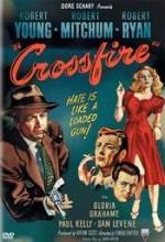 Crossfire (1947) afişi