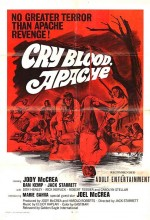 Cry Blood, Apache (1970) afişi