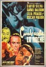 Cuando Acaba La Noche(ı) (1950) afişi