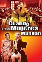 Cuando Las Mujeres Mandan (1951) afişi