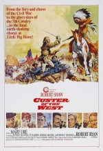 Custer Of The West (1967) afişi