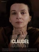 Camille Claudel, 1915 (2013) afişi