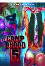 Camp Blood 5 (2016) afişi