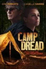 Camp Dread (2014) afişi