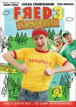 Camp Fred (2012) afişi