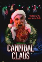 Cannibal Claus (2016) afişi
