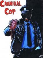 Cannibal Cop (2016) afişi