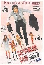 çapkınlar şahı / Don Juan 72 (1972) afişi