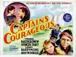 Captains Courageous (1937) afişi