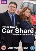 Car Share (2015) afişi