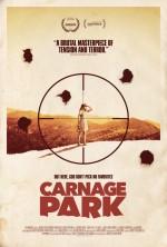 Carnage Park (2016) afişi