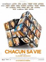 Chacun sa vie (2017) afişi